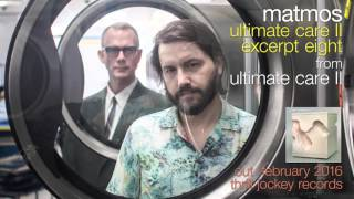 Matmos - Ultimate Care II Excerpt Eight (Official Audio)