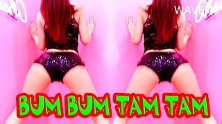 MC Fioti Bum Bum Tam Tam Twerking WAVEYA 살빠지는 춤