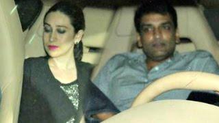 Karishma Kapoor Parties With Boyfriend Sandeep Toshniwal