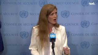 تلاسن بين روسيا وأميركا بمجلس الأمن حول سوريا