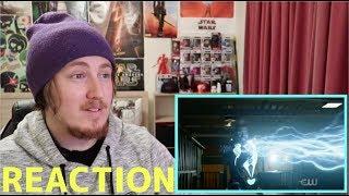 "Black Lightning 1x1 REACTION!!! ""The Resurrection"""