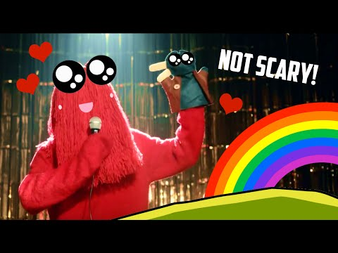 How to make Don't Hug Me I'm Scared 6 Not Scary