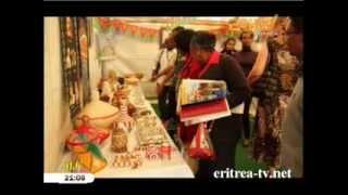 Eri-TV - Eritrea takes part in Diplomatic Fair in South Africa - Pretoria