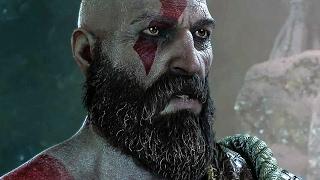 GOD OF WAR 4 Trailer #2 (2018)