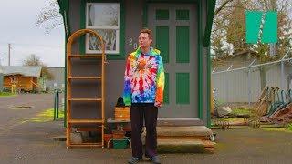 Oregon Creates Tiny Home Community For The Homeless | Listen To America