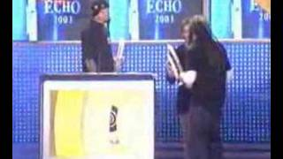P.O.D. win Echo Award 2003 (Germany) - 1st Major Music Award