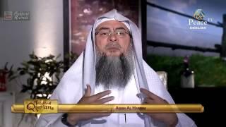 TAFSEER OF QUR'AN Ep 02 Sheikh Assim Al Hakeem PEACE TV HD