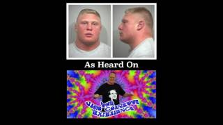 Jim Cornette on Brock Lesnar getting Busted for Steroids