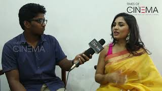 Love doing experimental films | Vijay Sethupathi is Highly talented - Shrusti Dange | TOC