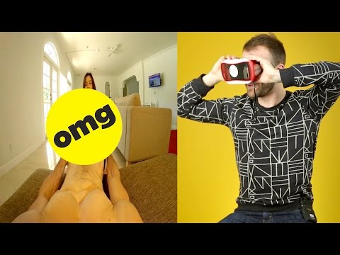 Gay Men Watch Virtual Reality Porn As Straight Men