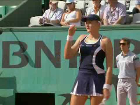 Tennis Bloopers Roland Garros 2009