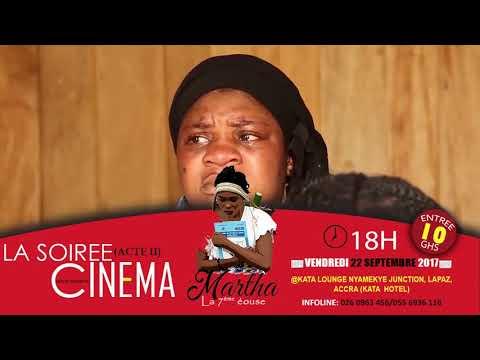 Soiree Cinema (Acte II) - Bande Annonce du Film