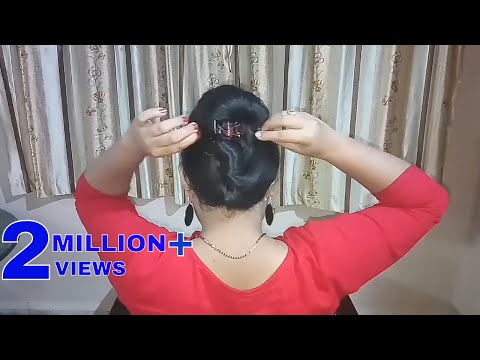 4 Easy and Unique Clutcher Hairstyles Simple Hairstyle Juda Hairstyle Hairstyle