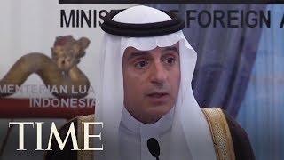 Saudi Arabia Foreign Minister Promises Truth From Khashoggi Probe | TIME