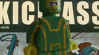 Lego KICK-ASS Tutorial