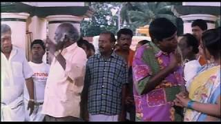 Aanai Tamil Movie - Vadivelu and Junior Silk Comedy Scene