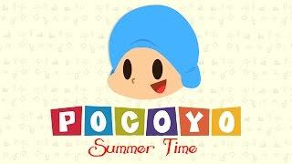 Pocoyo - Mutlu yaz! (Happy Summer!)