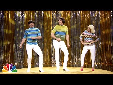 Tight Pants with Jimmy Fallon Will Ferrell & Christina Aguilera