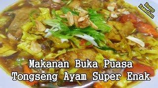 Makanan Buka Puasa Tongseng Ayam Super Enak