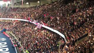 Chant anti-OM - PSG/ASSE - Collectif Ultras Paris