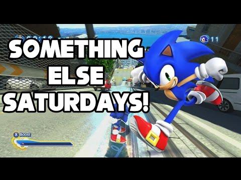 Something Else Saturdays! - Sonic Generations - Gatta Go Fyast!
