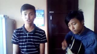 Aashu jhardina ma (cover songs)- Madan Gurung