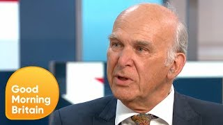 Sir Vince Cable Reacts to Danny Dyer