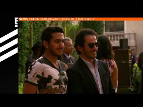 Xxx Mp4 ENIGMA MAGAZINE CELEBRATES WITH AHMED HELMY MONA ZAKI IN BEVERLY HILLS أحمد حلمي و مني زكي 3gp Sex