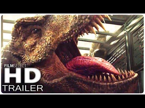Xxx Mp4 JURASSIC WORLD 2 Trailer 3 Teaser 2018 3gp Sex
