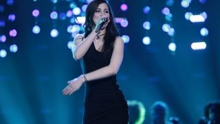Lena (Germany) performs winning 2010 Eurovision Song Contest song