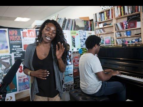 Buika NPR Music Tiny Desk Concert