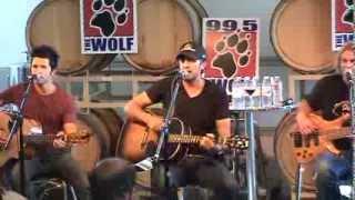 Luke Bryan - Drunk On You (live)