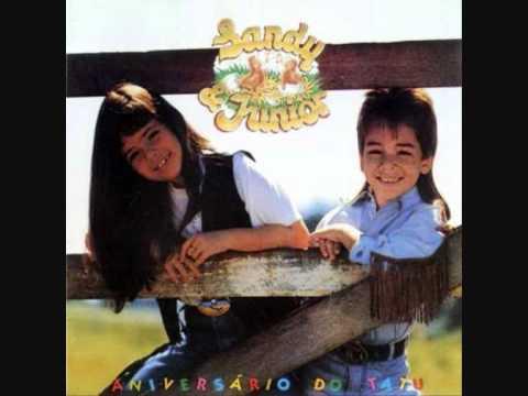 Sandy e Junior Maria Chiquinha