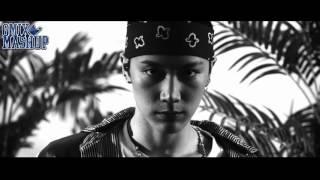 NCT U X SAN E - The 7th Body Sense (Mashup)