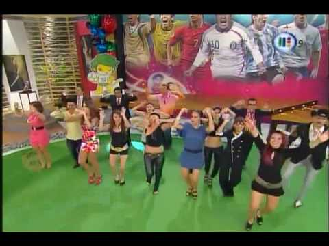 El ultimo Ballet de Venga la Alegria Las chicas se despiden