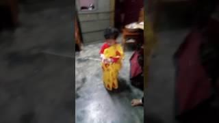 cute girl sari
