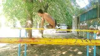 Street Workout - Zigi - [practising]