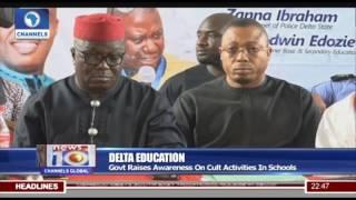 Delta Education: Govt Raises Awareness On Cult Activities In Schools