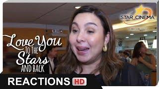 Reactions | Marjorie Barretto, Dani Barretto, Leon Barretto | 'Love You To The Stars And Back'