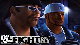 Def Jam: Fight For NY - Walkthrough - Part 6