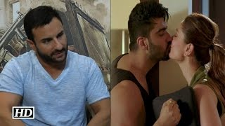 Saif's Shocking Reaction To Kareena & Arjun's Hot Scene in Ki & Ka