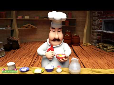 Coace Prajitura Cantec Pentru Copii CanteceGradinita.ro