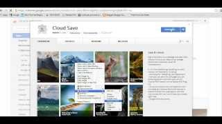 Save Web Files Directly to Dropbox, Google Drive and other Cloud Storage Services