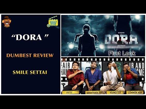 Xxx Mp4 Dora Movie Review Dumbest Review Nayathara Thambi Ramaiah Smile Settai 3gp Sex