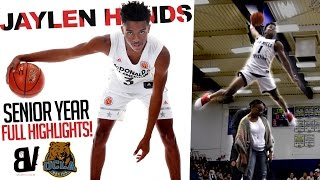 Jaylen Hands Senior Highlights: THE MOVIE | EVERY HIGHLIGHT From Jaylen Hands Senior Season!
