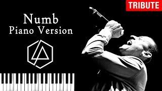 Linkin Park - Numb (Piano Version)