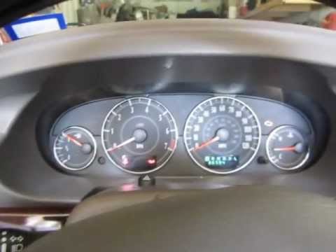 2002 Chrysler Sebring P0601 code