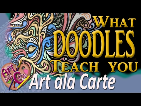 What Doodling can TEACH you