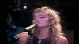 Madonna - 08. Over And Over (Virgin Tour 1985).mp4