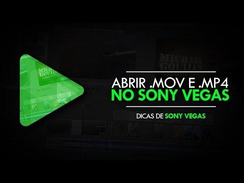 Xxx Mp4 Como Abrir Arquivos MOV E MP4 No Sony Vegas QuickTime 3gp Sex